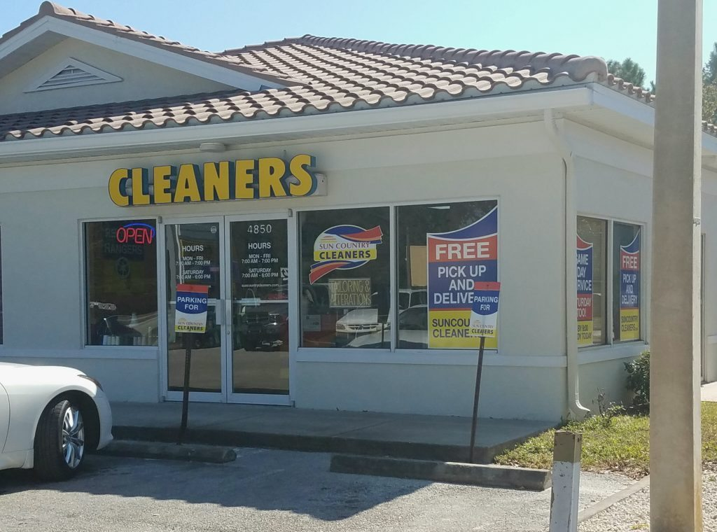 Sun Country Cleaners Ridgemoor, Blvd Palm Harbor