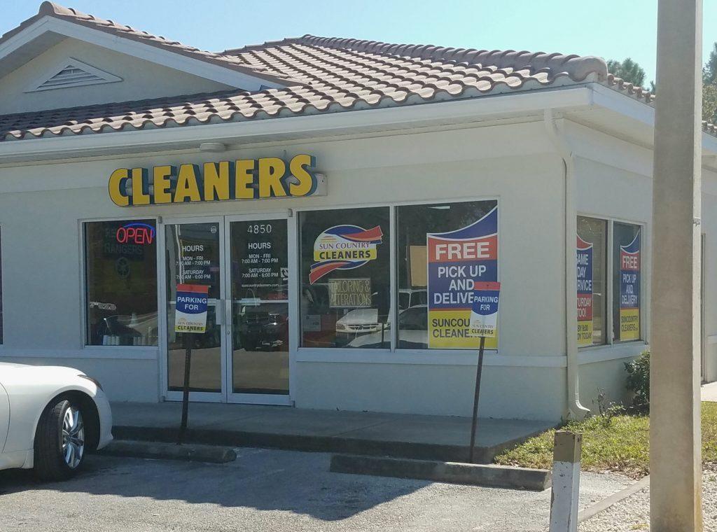 Sun Country Cleaners Ridgemoor, Blvd Palm Harbor
