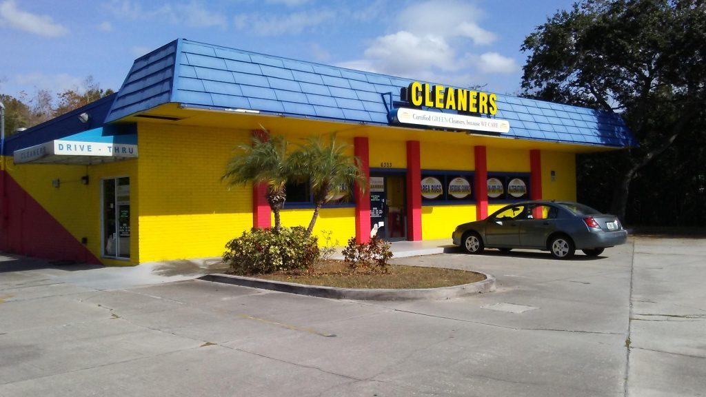Sun Country Cleaners W Linebaugh Ave, Tampa